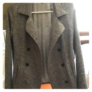Heather Grey Croft & Barrow Coat
